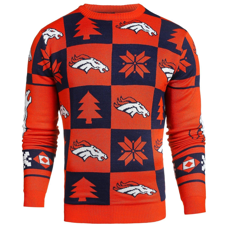 Denver Broncos 2016 Ugly Sweater