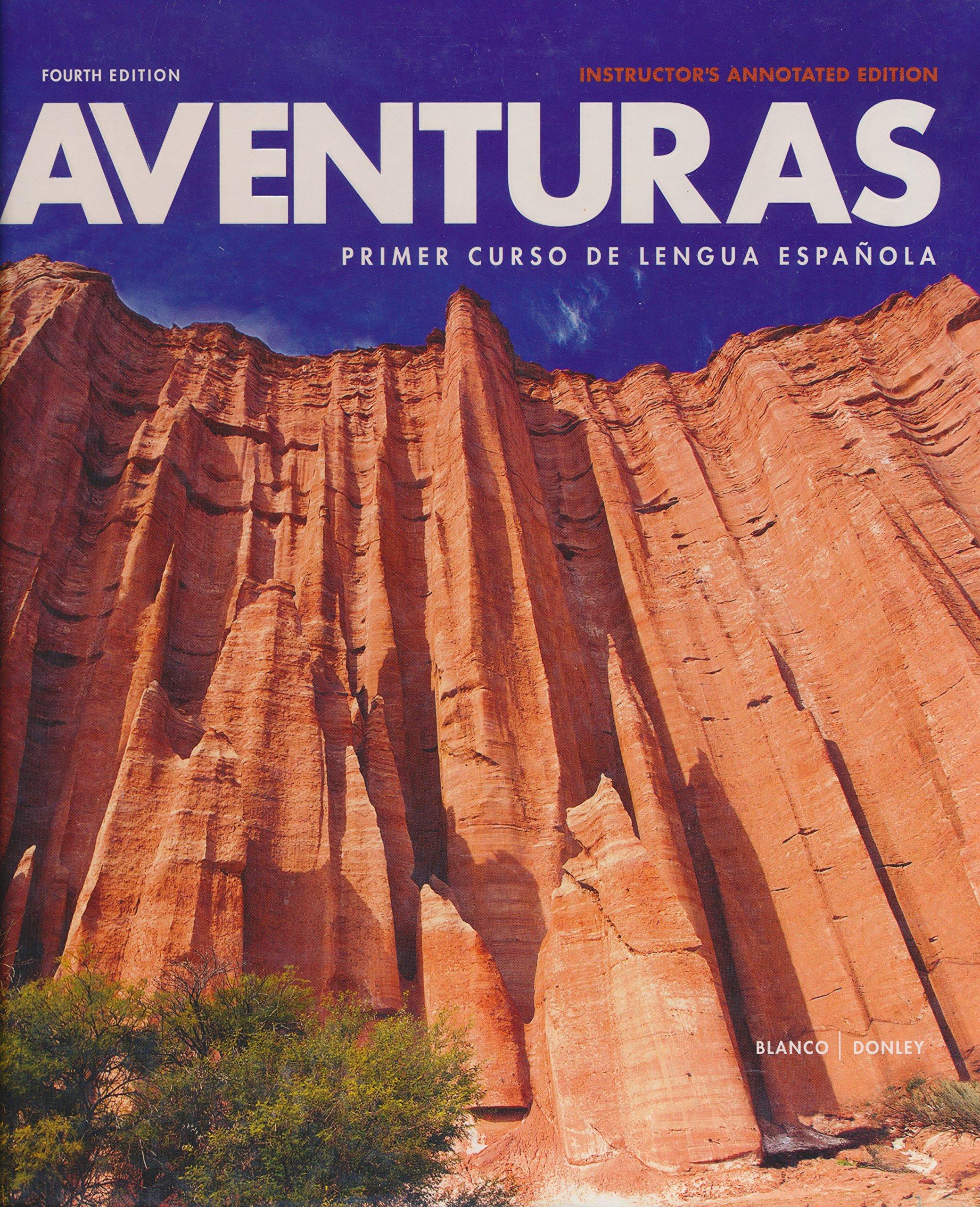 aventuras 4th edition supersite answer key ebook