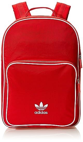 adidas Bp Cl Adicolor, Mochila Unisex Adultos, Rojo (Escarl), 24x36x45 cm (W x H x L): Amazon.es: Deportes y aire libre