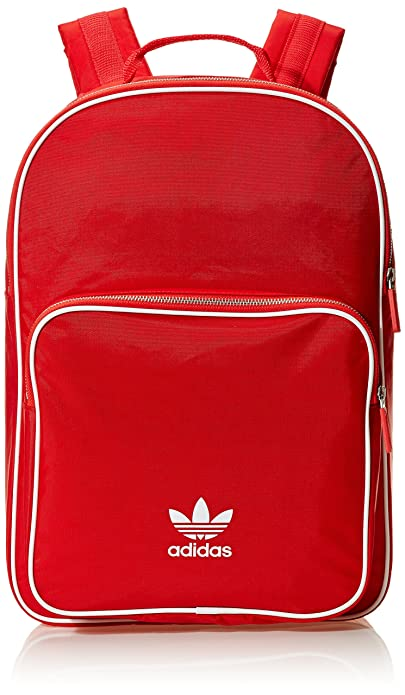 0ffb3b09e1c Adidas Bp Cl Adicolor, Unisex Adults' Backpack, Red (Escarl), 24x36x45