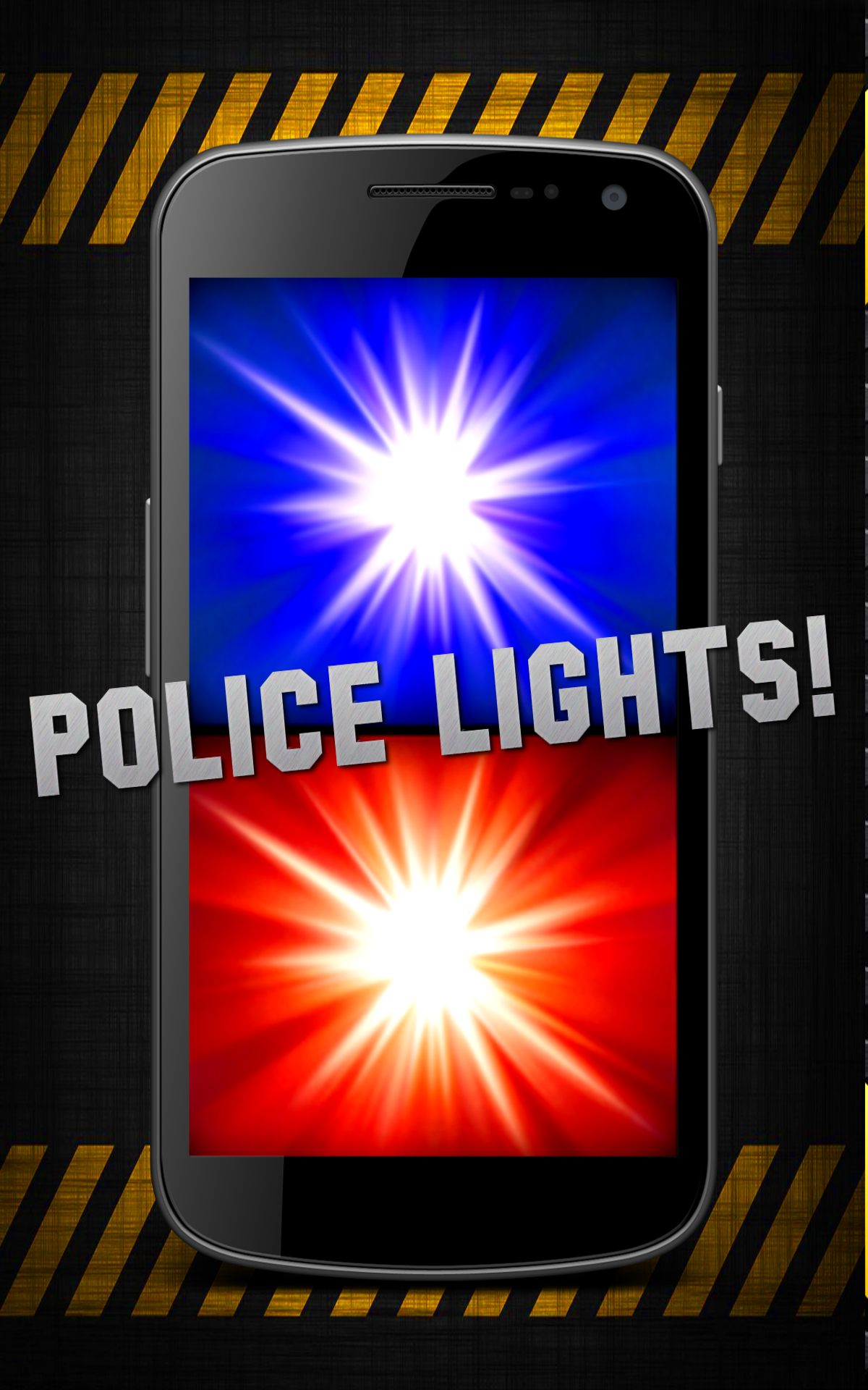 Com Police Lights And Siren Pro App For Android