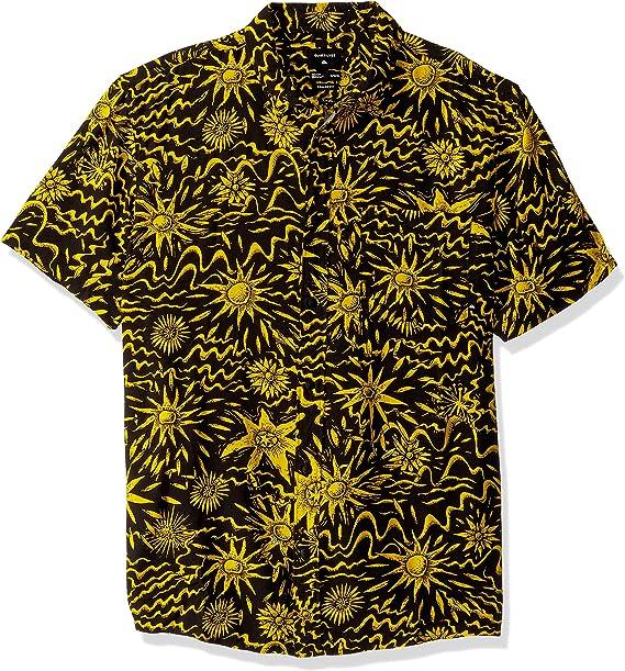Reef Mens Cruiso Short Sleeve Woven