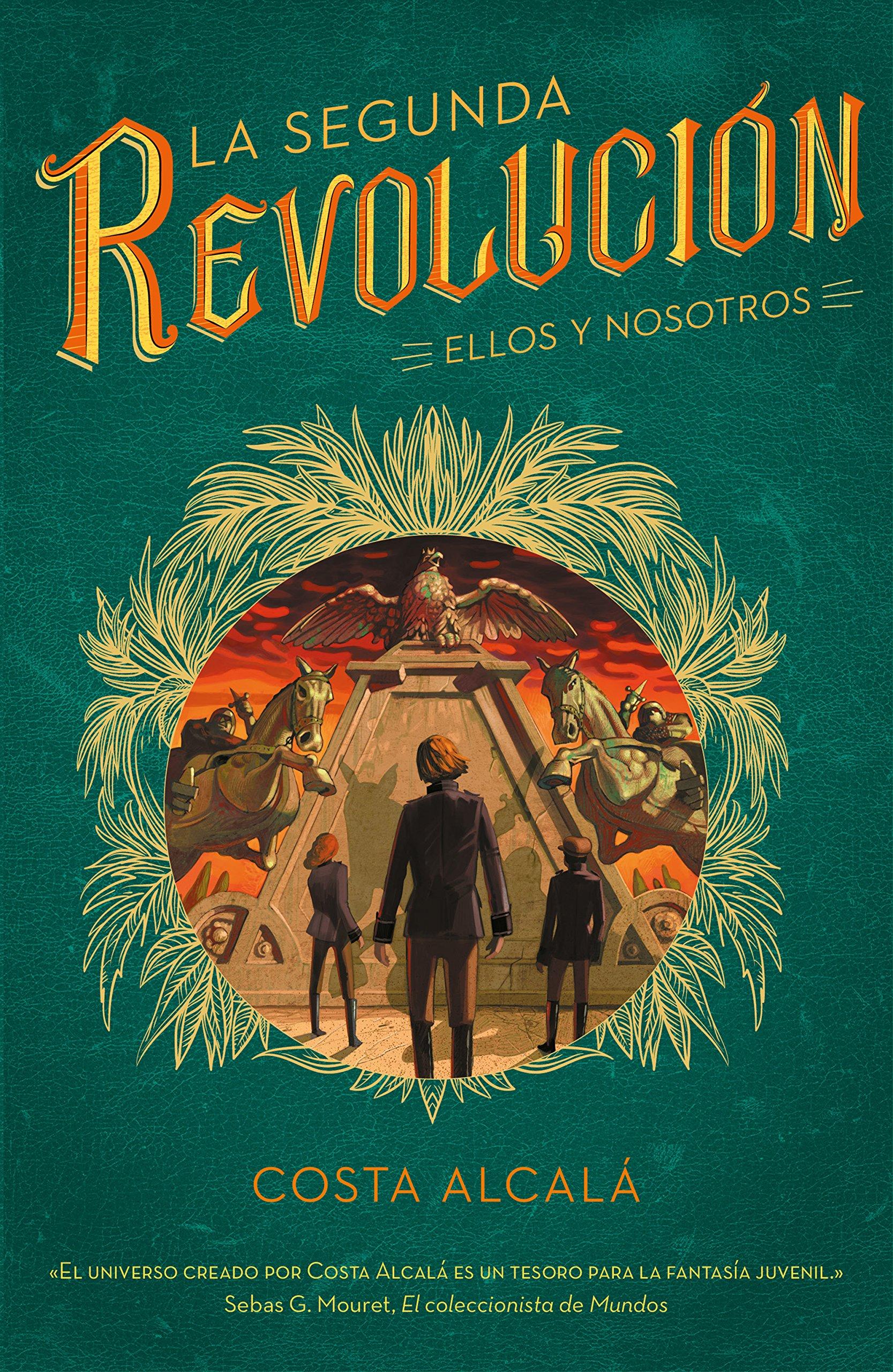 La Segunda Revoluci�n. Ellos y nosotros. (La Segunda Revoluci�n 2): 9788490439333: Amazon.com: Books