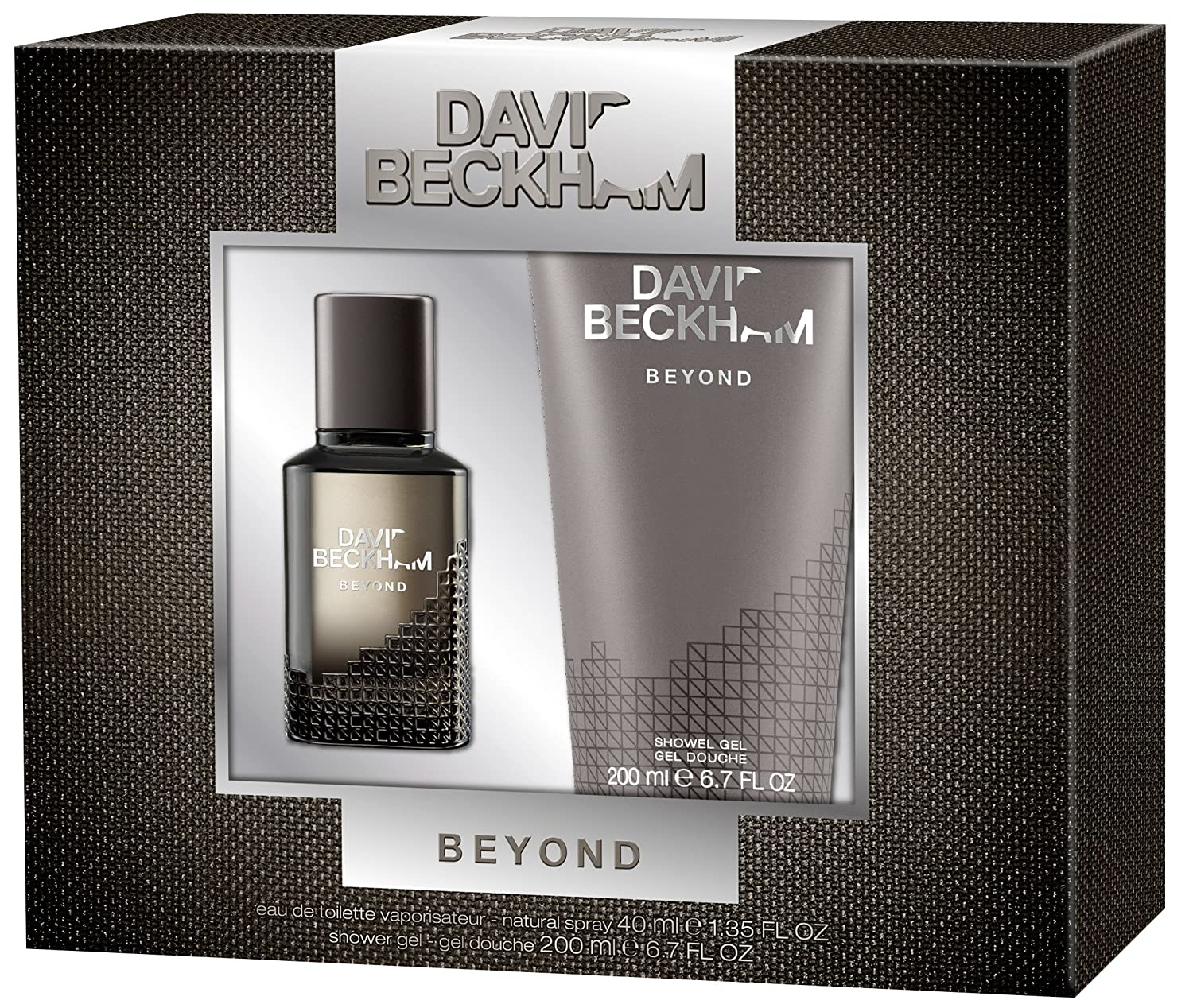 Beckham Beyond Eau de Toilette and Shower Gel Coty 32291010000
