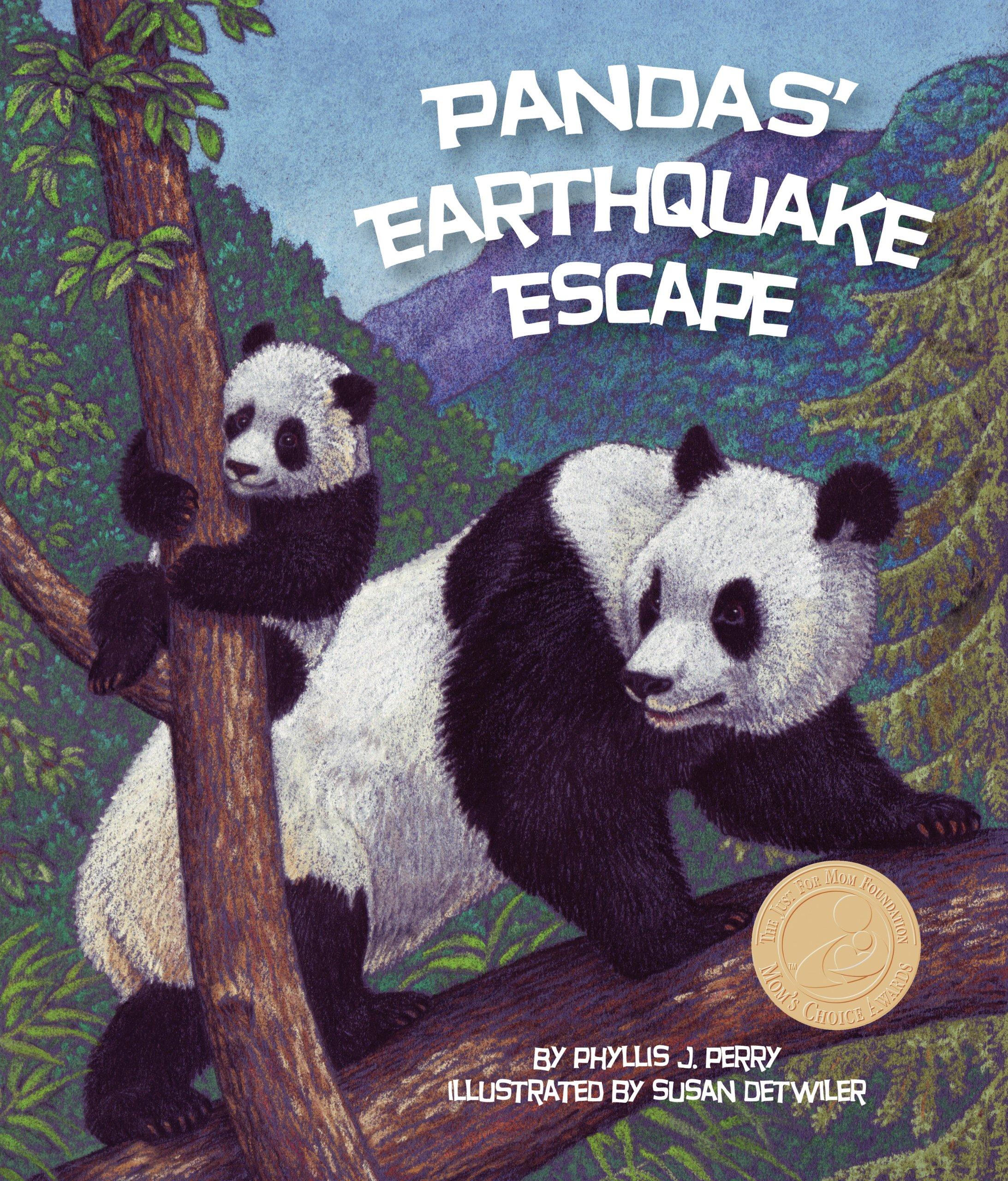 Read Online Pandas' Earthquake Escape (Arbordale Collection) ebook