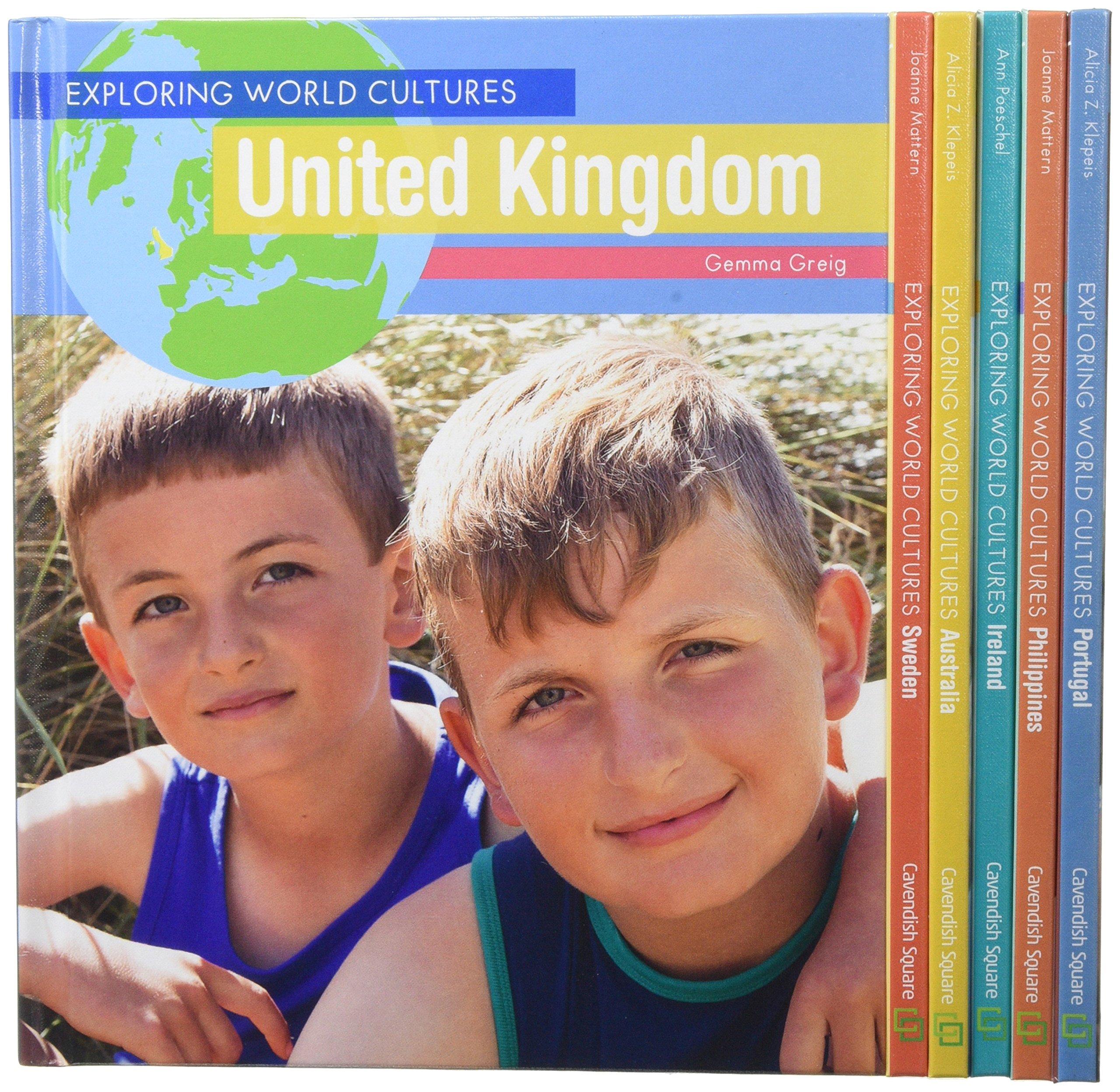 Read Online Exploring World Cultures Set 5 ebook