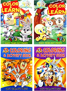 Looney Tunes Coloring Book: Great book for all ages: Steve Pictor ...