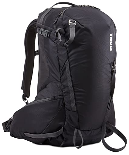 def8b424e45 Amazon.com : Thule Upslope Snowsports Backpack, Black/Dark Shadow ...
