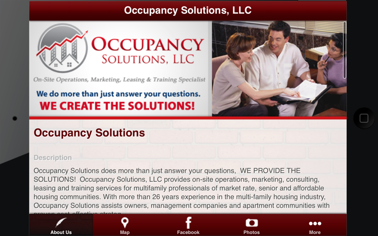 Amazon com: Occupancy Solutions, LLC: Appstore for Android