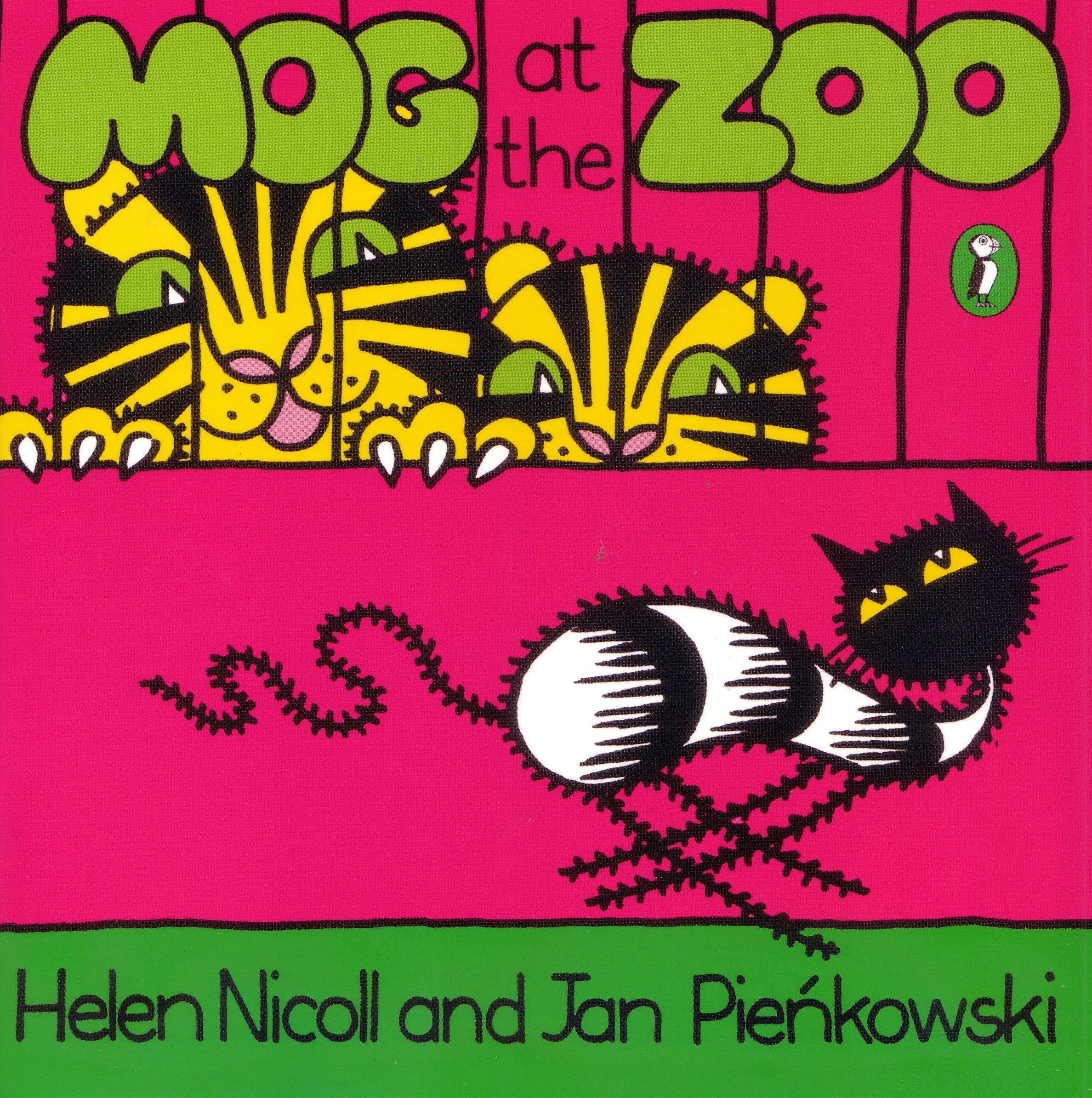 Mog at the Zoo (Meg and Mog): Amazon.es: Helen Nicoll, Jan ...
