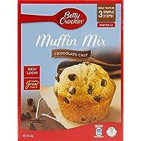 Betty Crocker Muffin Mix Chocolate Chip, 430g