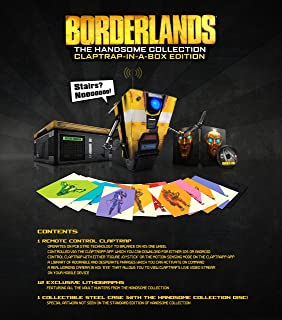Borderlands: The Handsome Collection - Playstation 4: Computer and