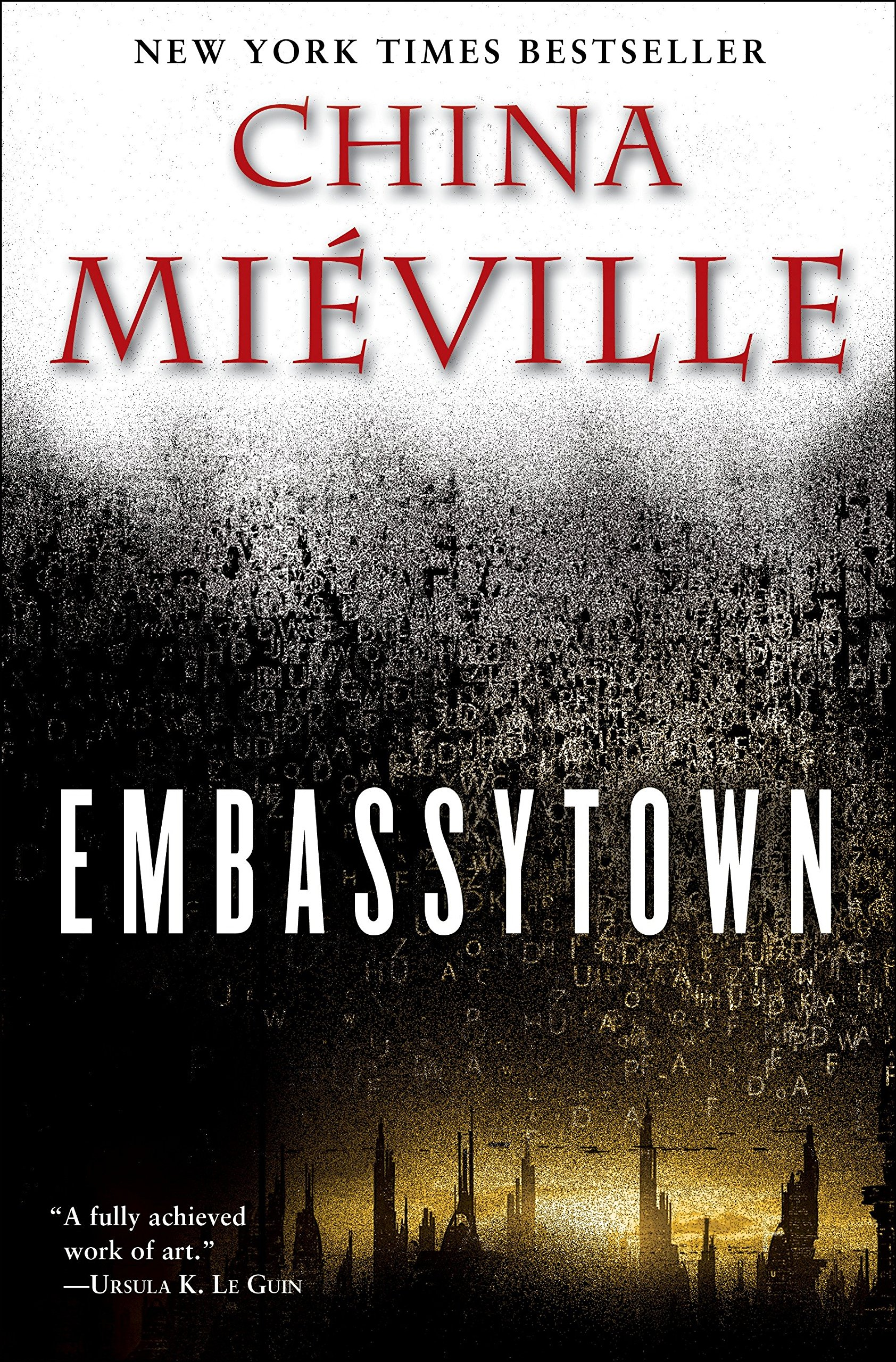 Embassytown: A Novel by Del Rey Books