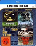 LIVING DEAD - 3 Filme Metallbox - Return of the living dead 4 & 5 - Night of the living dead (Blu-ray)