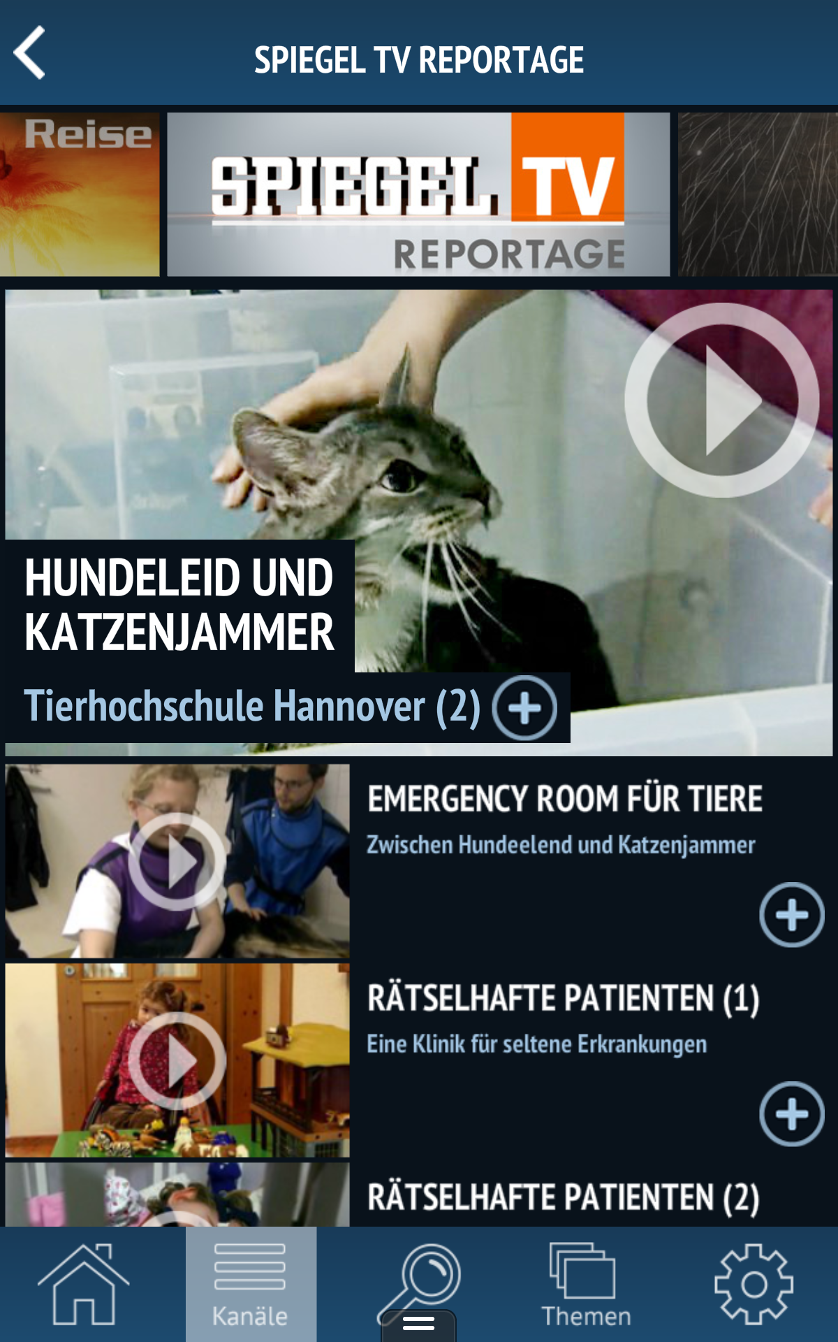 Spiegel tv appstore for android for Spiegel tv video