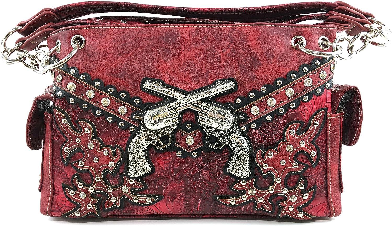 Justin West Pistol Gun...