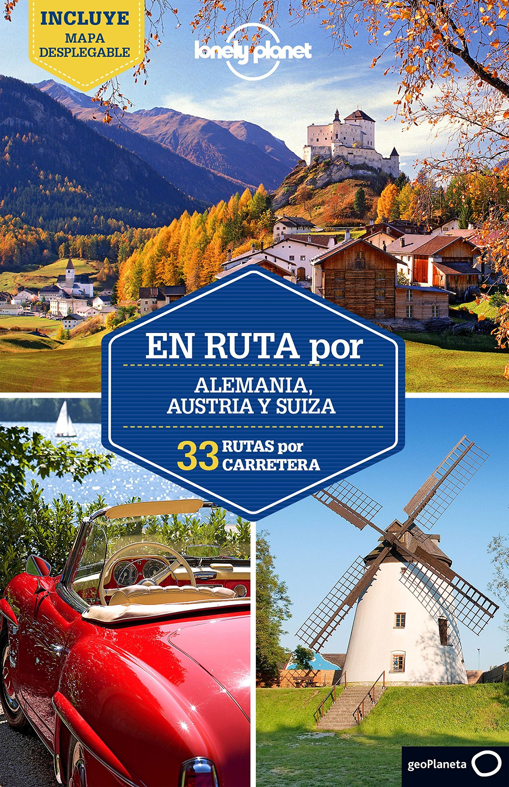 En ruta por Alemania, Austria y Suiza 1 Guías En ruta Lonely Planet: Amazon.es: Williams, Nicola, Walker, Benedict, O Brien, Sally, Schulte-Peevers, Andrea, Masters, Tom, Di Duca, Marc, Christiani, Kerry, Le Nevez,