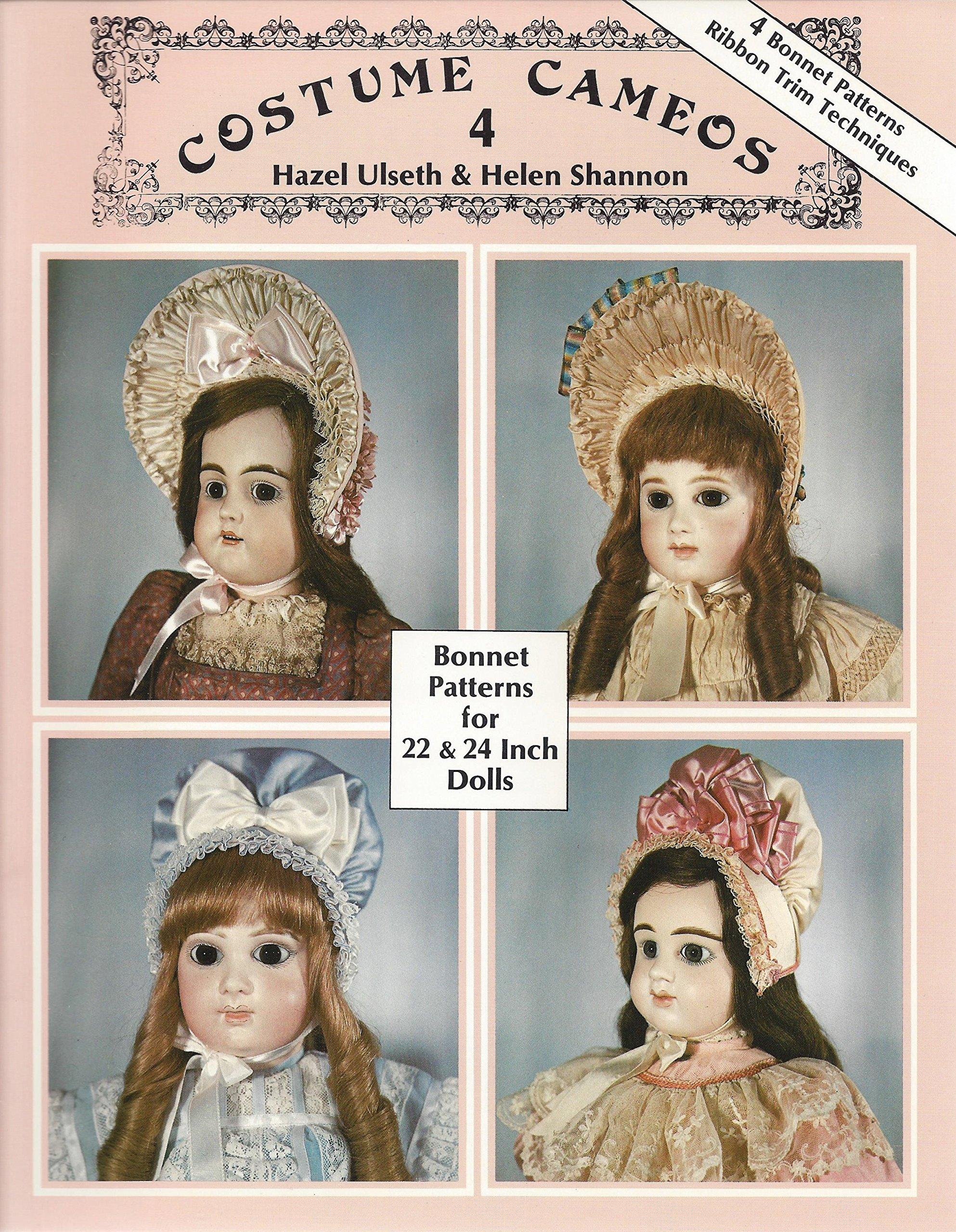 Download Costume Cameos 4 (No. 4) pdf