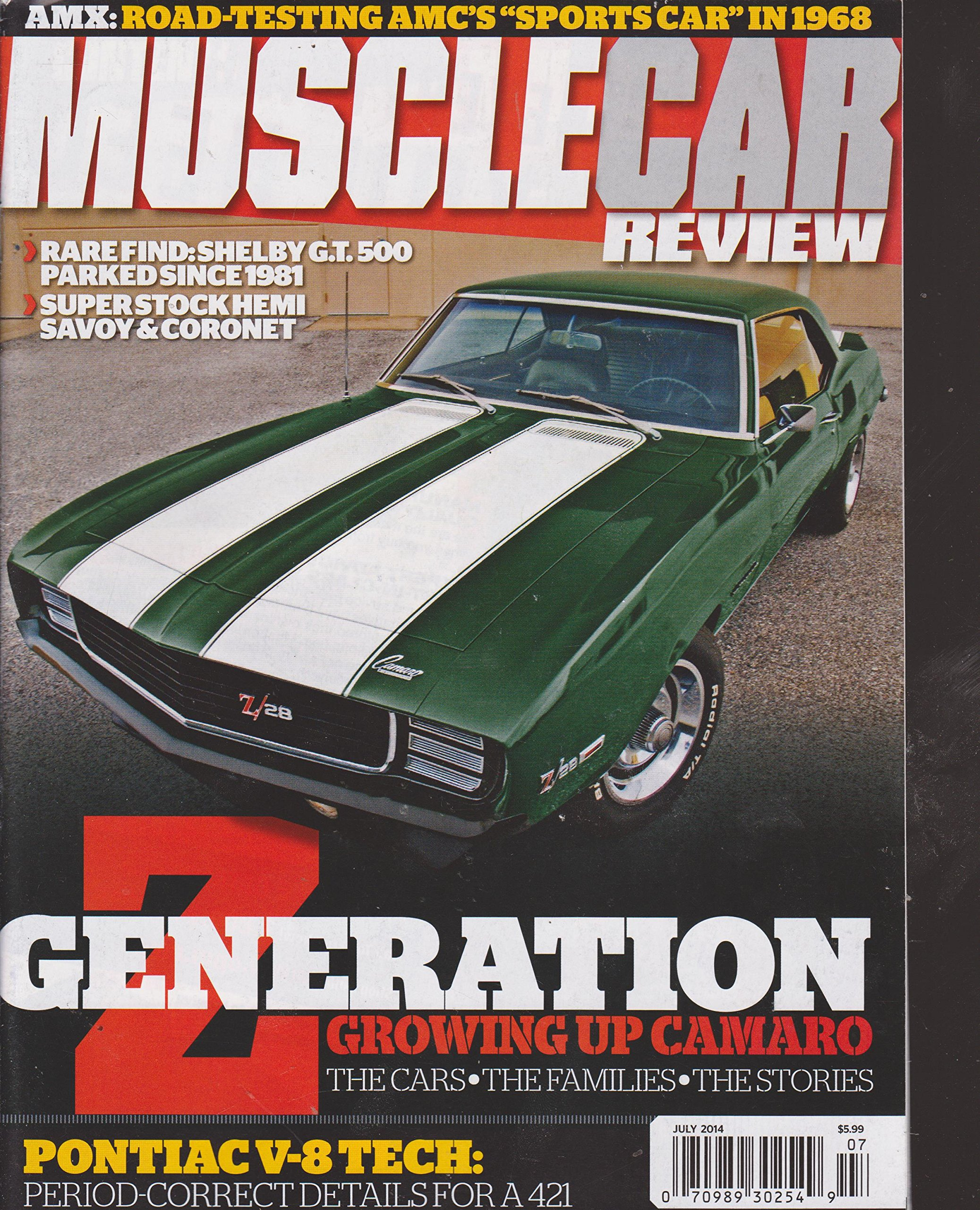 Muscle Car Review Magazine July 2014 pdf