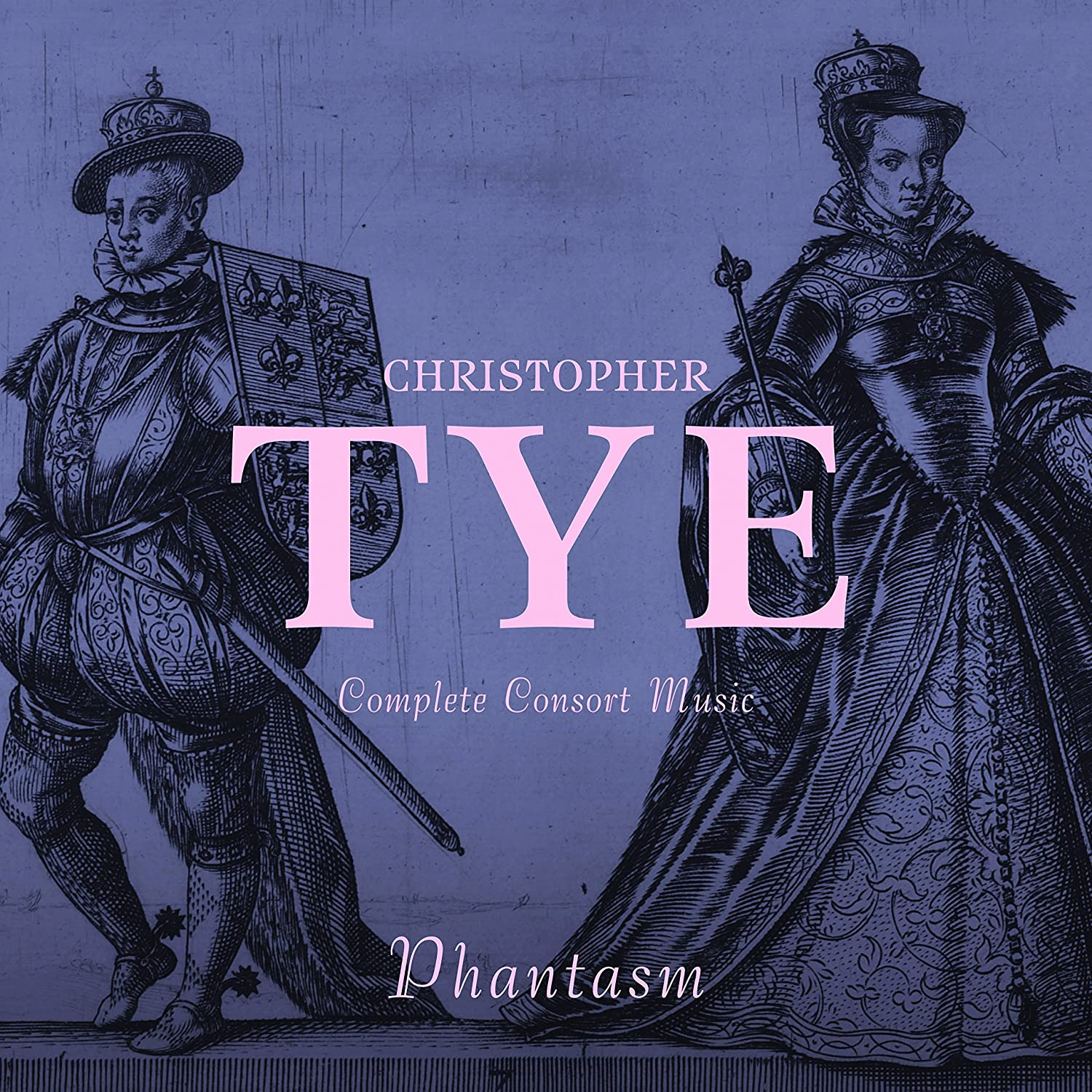 Tye: Complete Consort Music: Amazon.co.uk: Music