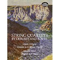 String Quartets by Debussy and Ravel: Quartet in