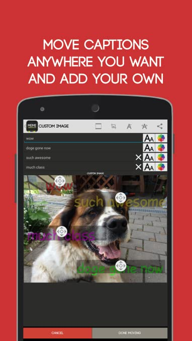 Amazon.com: Meme Generator (old design): Appstore for Android