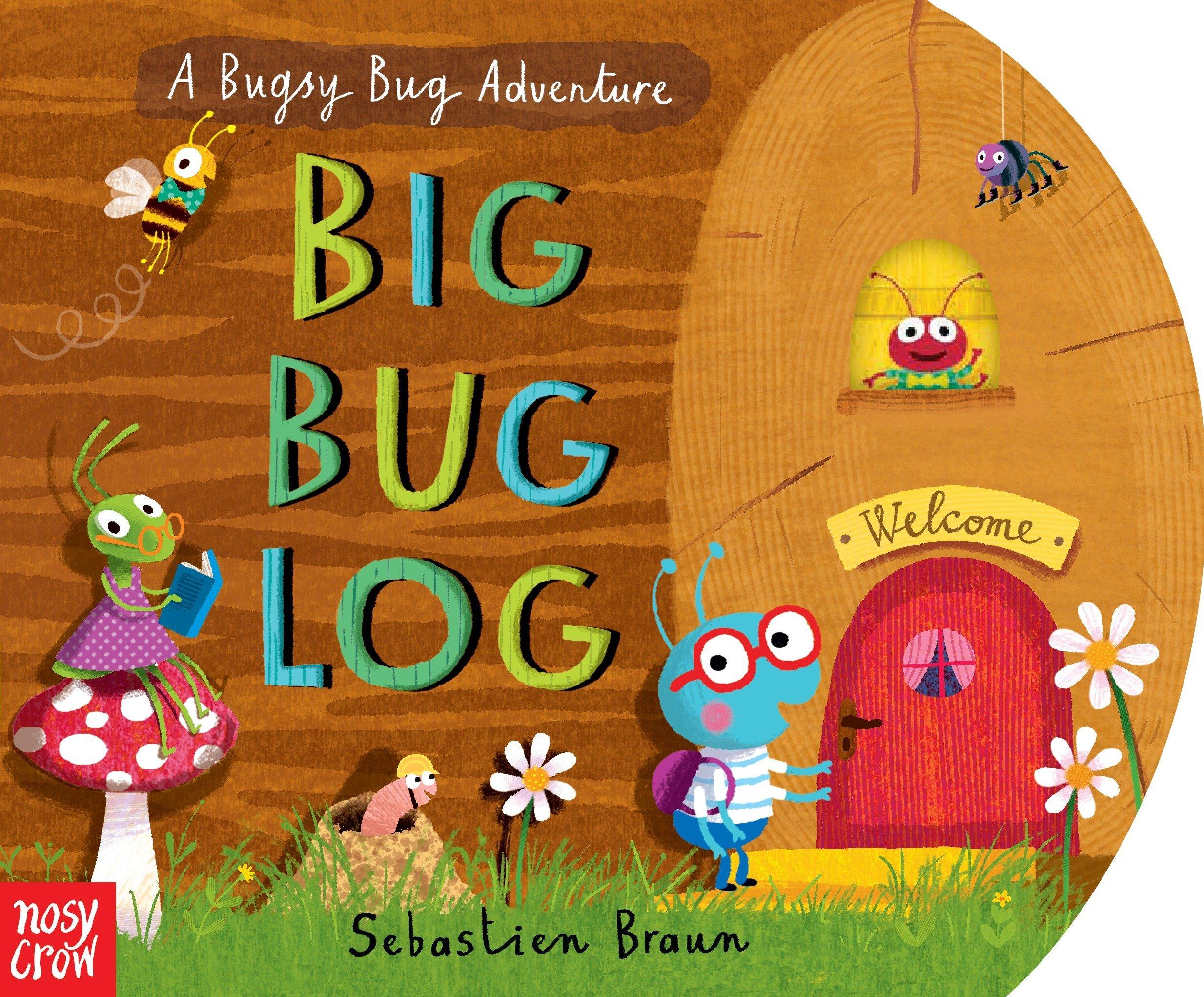 Download Big Bug Log (Bugsy Bug Adventure) PDF