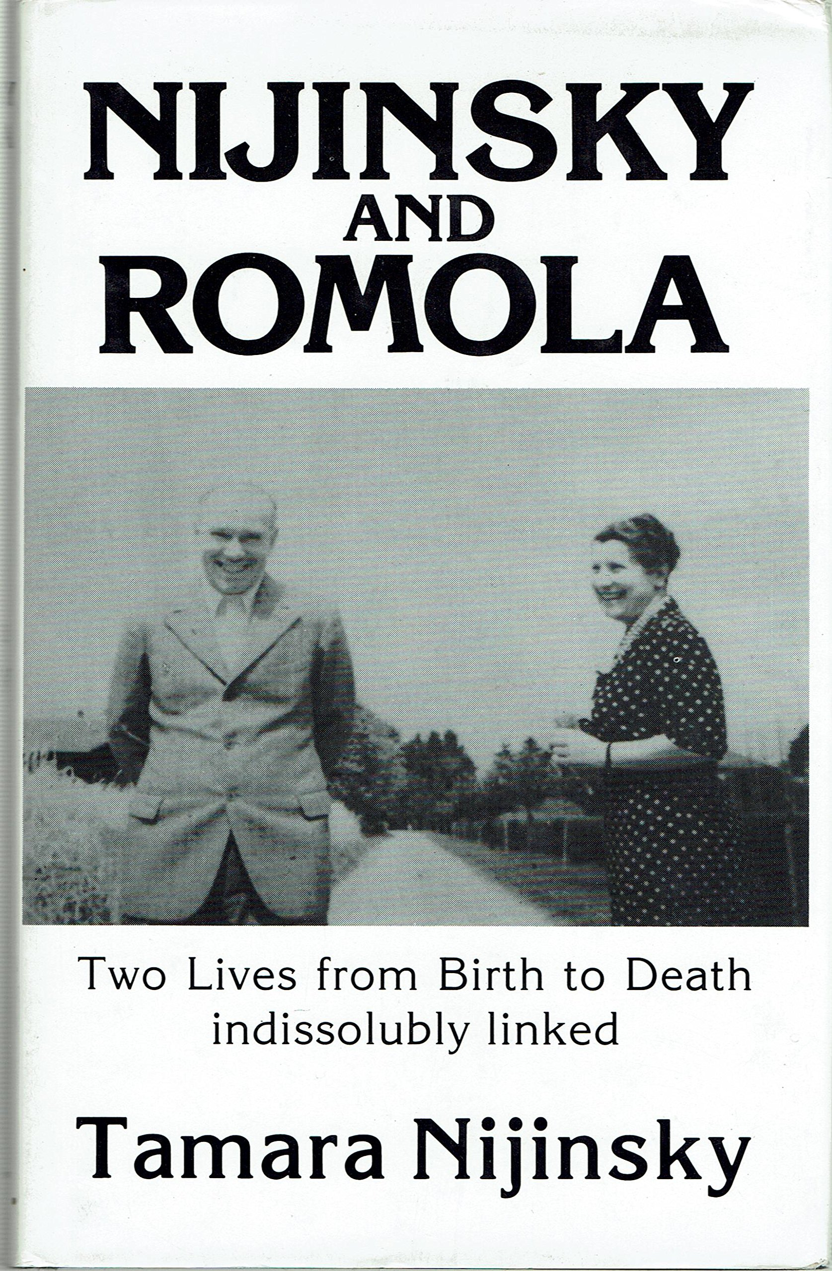 Nijinsky and Romola
