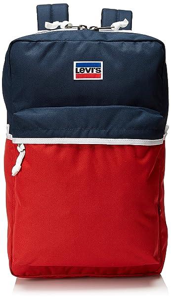 Levis - The L Pack Sportswear Colorblock, Shoppers y bolsos de hombro Hombre, Azul