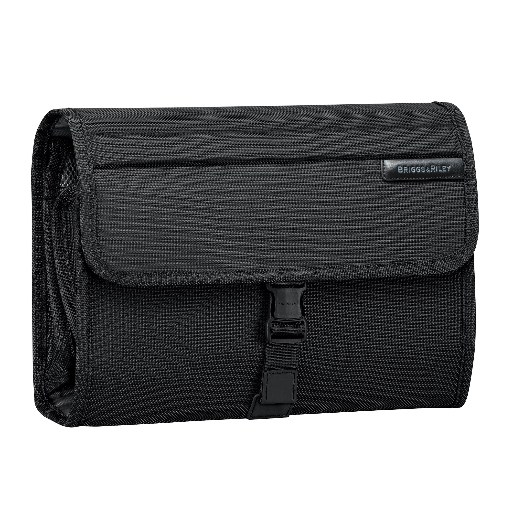 Briggs & Riley Deluxe Toiletry Kit, Black, One Size by Briggs & Riley