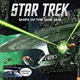 Star Trek Wall Calendar: Ships of the Line