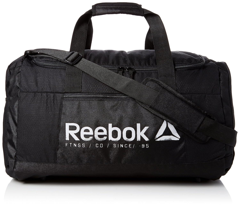 Reebok BVE83 Sac de Sport Garçon, Noir, Taille Unique REEQN|#Reebok