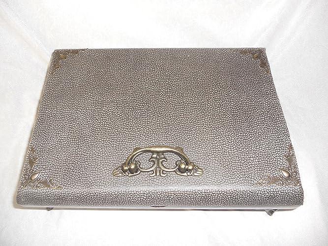 Amazoncom Mens Jewlery Box Valet Box Stash Box Vintage Wooden