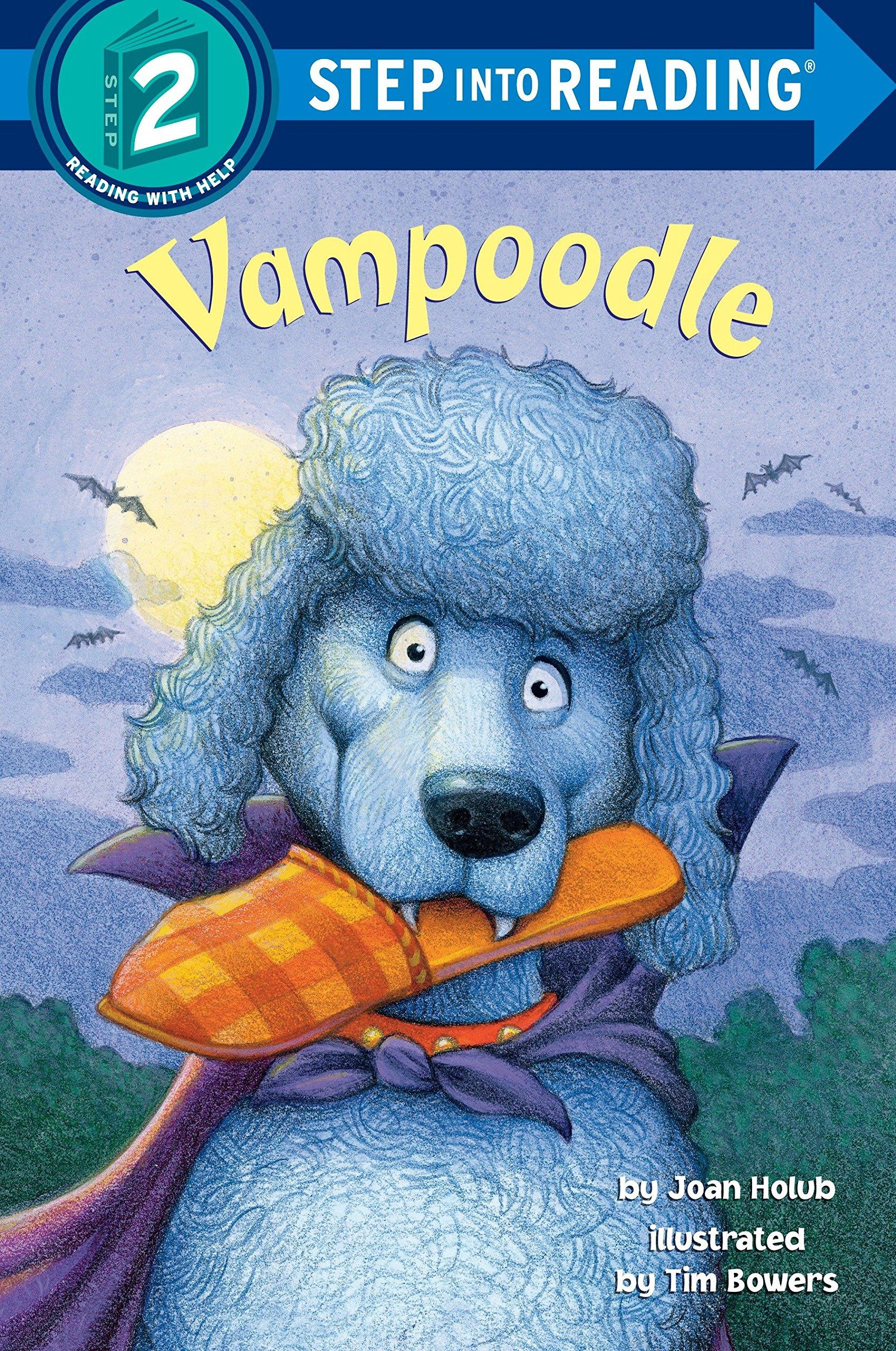 Download Vampoodle (Step into Reading) pdf epub