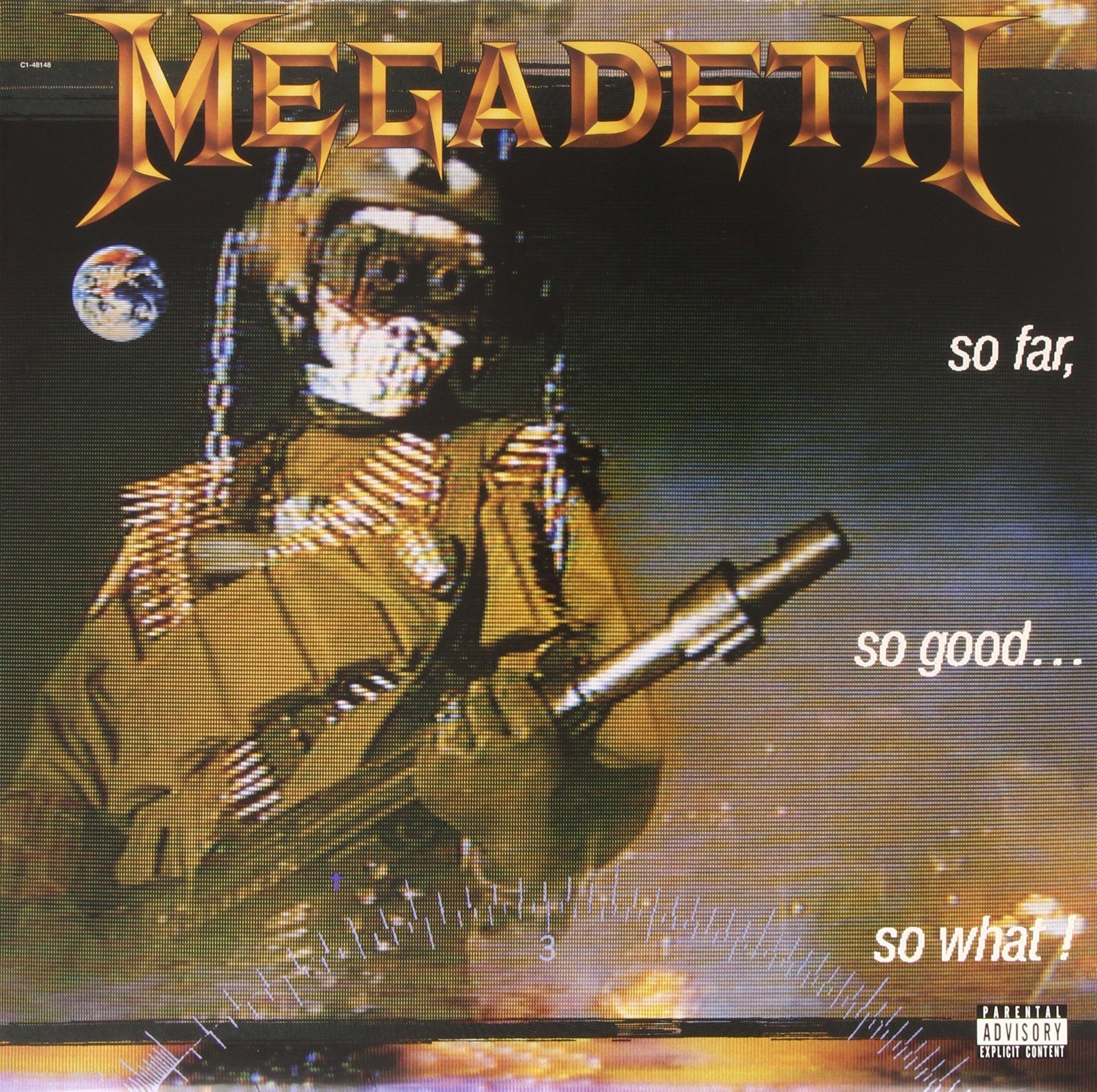 So Far, So Good, So What [Vinyl]
