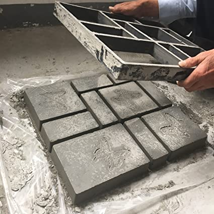 Amazon.com: KDNSJIFB Modelo de piedra de hormigón para ...