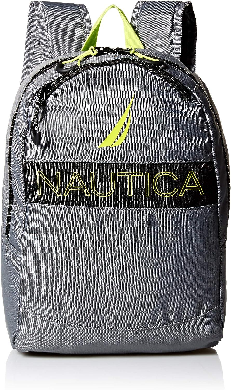 Nautica Big Fashion Print Small Backpack for Kids