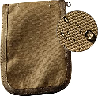 """product image for Rite In The Rain Weatherproof CORDURA Fabric Notebook Cover, 4"""" x 6"""", Tan Cover (No. C946), 7.25 x 5.25 x 0.625"""