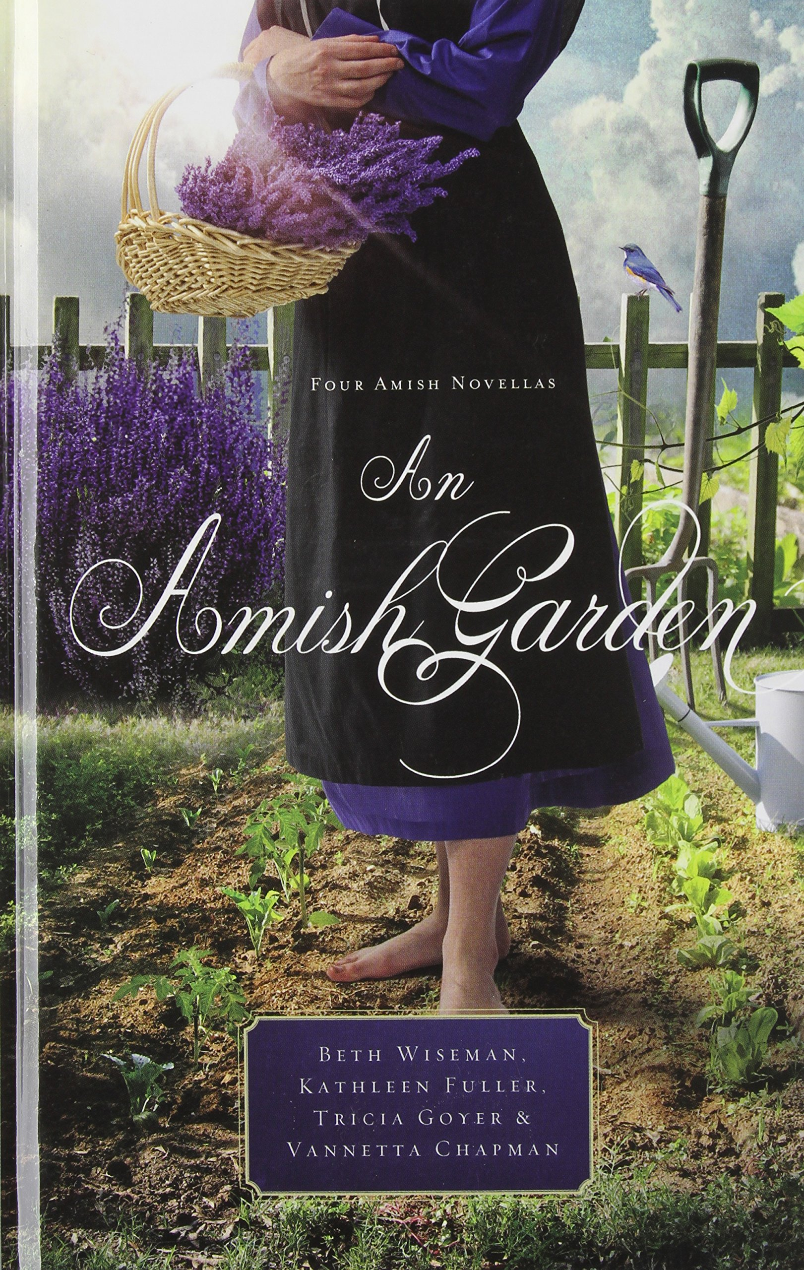 Read Online An Amish Garden (Thorndike Press Large Print Christian Fiction) pdf