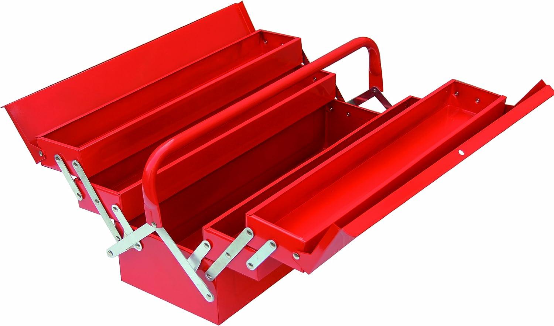 Arregui - Caja herramienta 5 bandejas 560mm: Amazon.es: Bricolaje ...