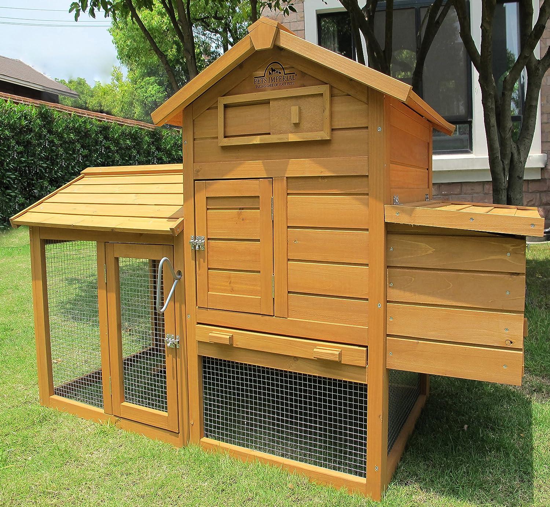 reich der tiere pets imperial clarence h hnerstall arche style h hnerstall mit auslauf. Black Bedroom Furniture Sets. Home Design Ideas