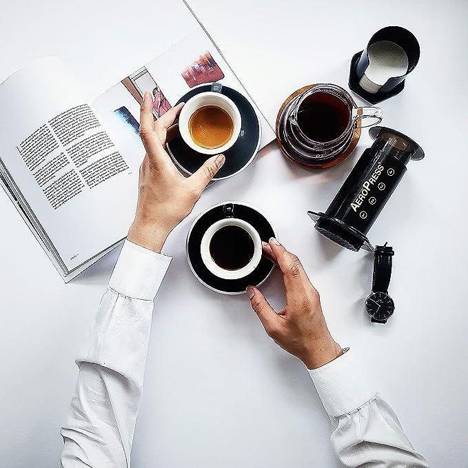 Aerobie AeroPress A80 Coffee Maker image 4