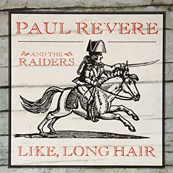 Amazon   Like, Long Hair [12 inch Analog]   Paul Revere & the Raiders   輸入盤   音楽