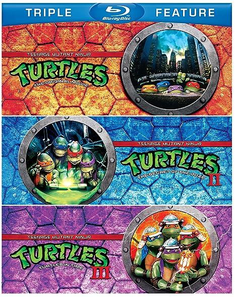 Teenage Mutant Ninja Turtles / Teenage Mutant 2 Edizione ...