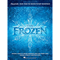 Frozen Songbook: Music from the Motion Picture Soundtrack (Piano, Vocal, Guitar Songbook) book cover