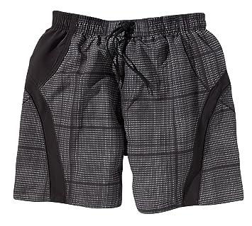 Beco Herren Shorts, Grau/Schwarz, XXS, 4135