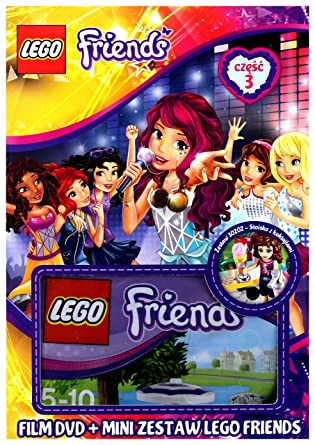 Lego Friends [DVD] (IMPORT) (No English version): Amazon.co.uk ...
