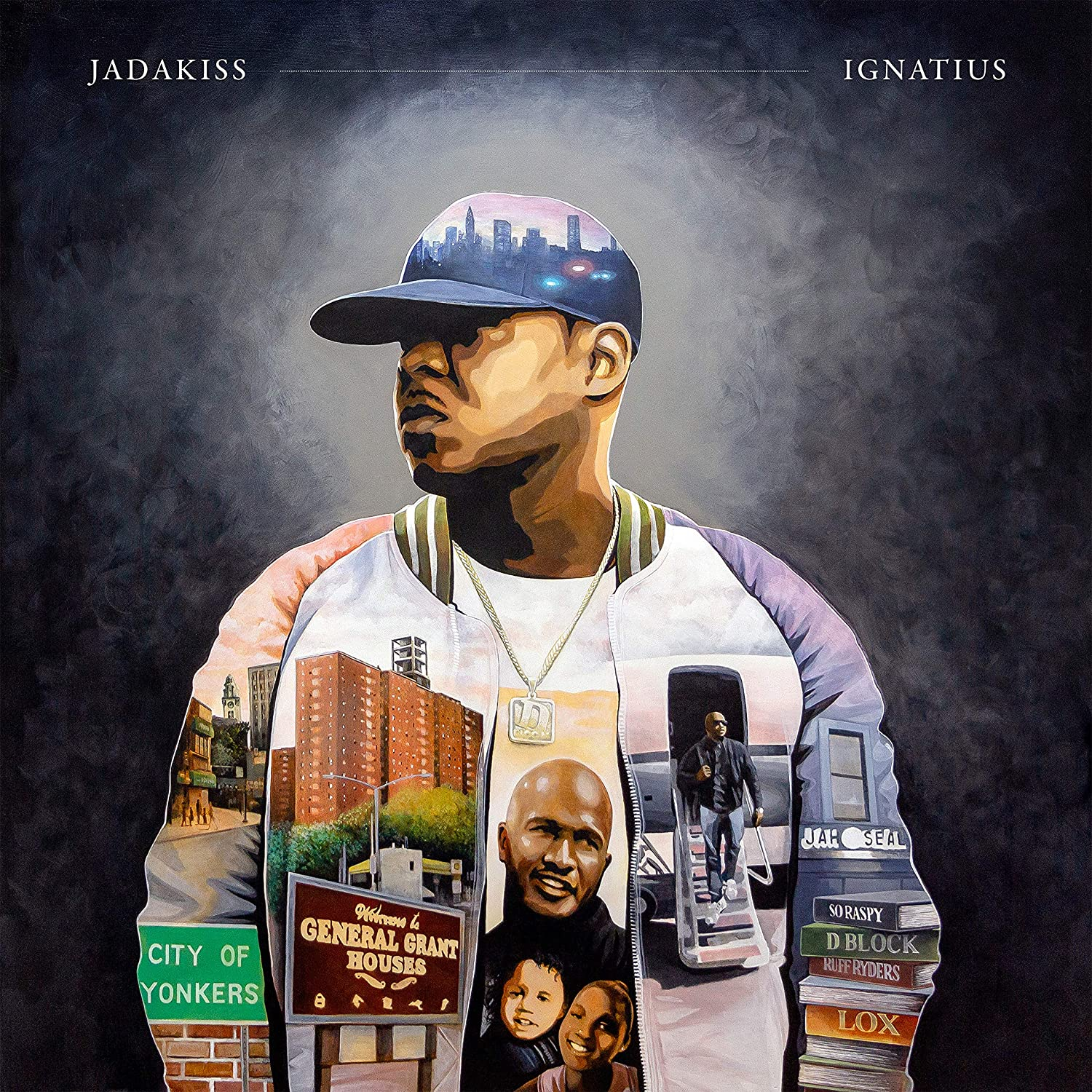 Jadakiss - Ignatius [LP] - Amazon.com Music