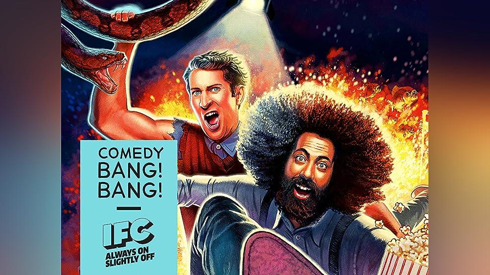 Comedy Bang! Bang! Season 3, Volume 2