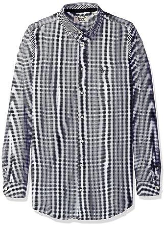 5c855549564 Original Penguin Men s Big and Long Sleeve Gingham Button Down Shirt